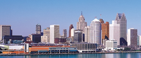 Downtown Detroit hotels