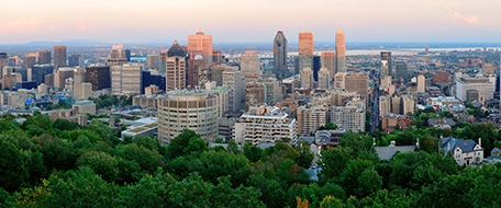 Downtown Montreal hotels