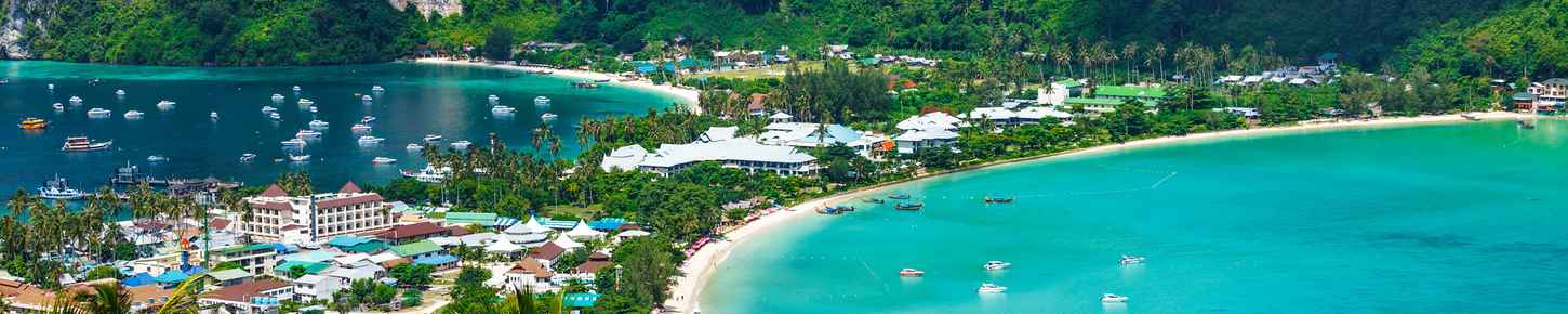 Ko phi phi accommodation 120 hotels in ko phi phi wotif for Hotels ko phi phi