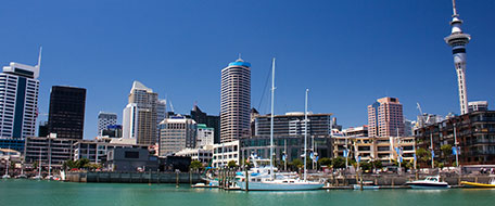 Auckland Central Business District hotels