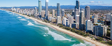 Gold Coast hotels