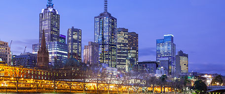 Melbourne Central Business District hotels