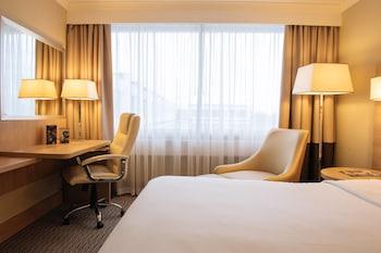 1 bedroom, hypo-allergenic bedding, in-room safe, desk