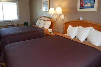 Iron/ironing board, free WiFi, alarm clocks