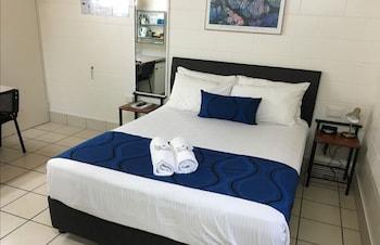 Premium bedding, minibar, blackout curtains, iron/ironing board