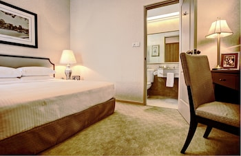 1 bedroom, premium bedding, in-room safe, individually furnished