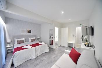 1 Schlafzimmer, Zimmersafe, Verdunkelungsvorhänge