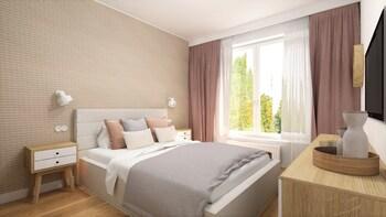 1 chambre, décoration personnalisée