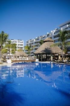 5 piscinas al aire libre (de 7:00 a 20:00), cabañas de piscina gratuitas