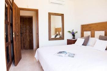 7 dormitorios, tabla de planchar con plancha, wifi y ropa de cama