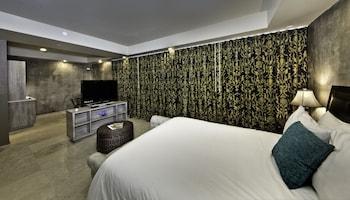 Sängtillbehör av högsta kvalitet, memory foam-madrasser och minibar