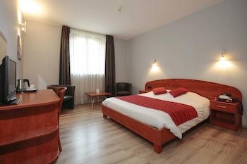 Een kluis op de kamer, extra bedden (toeslag), gratis wifi
