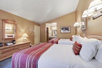 1 slaapkamer, rolstoeltoegankelijk